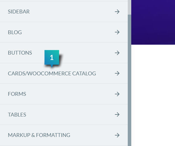 Colors & Styling - Cards/WooCommerce Catalog