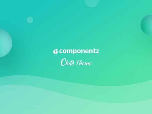 componentz Child Theme